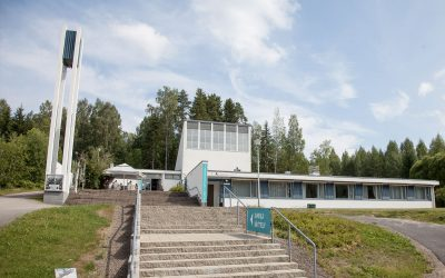 Vuohijärven luonto- ja kulttuuritalo